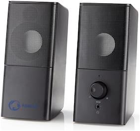 NEDIS GSPR10020BK Wired 2.0 speakers ( Black )