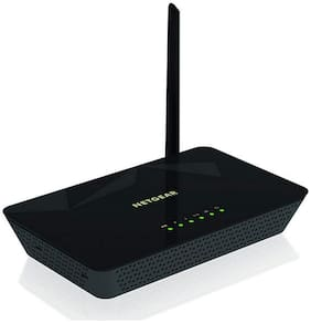 Netgear D500 150 Mbps Wired Router