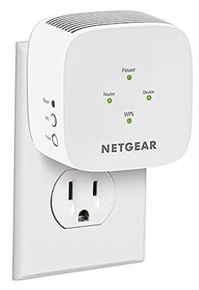 Netgear Ex3110 750 Mbps Wired Router