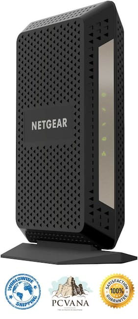 NETGEAR Gigabit Cable Modem (32x8) DOCSIS 3.1 | for XFINITY by Comcast and Cox.