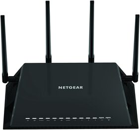 Netgear R7800 2600 Mbps Wired Router