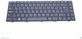 NEW Dell Studio 14 V100846AK Black 87 Key SPANISH ESPANOL TECLADO Keyboard 7H2PH