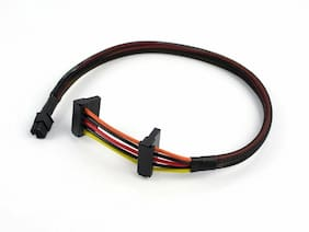 new HDD SATA Power Cable 3653 3650 3655 For Dell Inspiron X9FV3 Caddy sk02