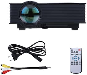 Nishica UC46 Wifi Led Hd Projector 1920 X 1080P 2800 Lumens (Inbuilt Youtube)