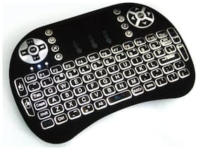 NORY Mini 3 Wireless Keyboard & Mouse Set ( Black )
