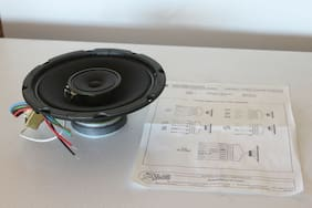 "NOS! Atlas Sound C803AT47 COAX Ceiling Speaker 8"" T7/4W 795064 NEW in Box"