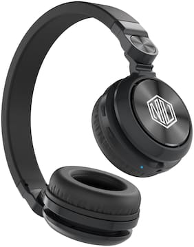 7302c3830c4 Nu Republic Nu republic starboy Over-ear Bluetooth Headsets ( Black )