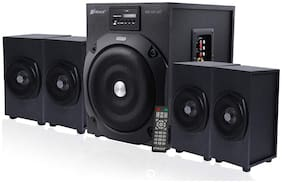 OBAGE HT-101 4.1 Home Theater Speaker System with Bluetooth,Dual AUX,USB,MMC,FM Playback