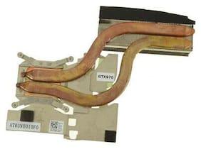OEM Alienware 18 R1 RIGHT Side Nvidia GTX 970M Video Graphics  Heatsink HJJ21