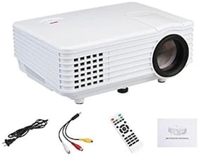 ooze RD805 WHITE 1 Projector (White)