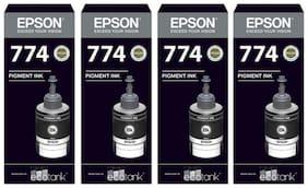 Original Epson T7741 Black Combo Pack Ink Pack of 4