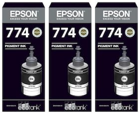Original Epson T7741 Black Ink Pack of 3
