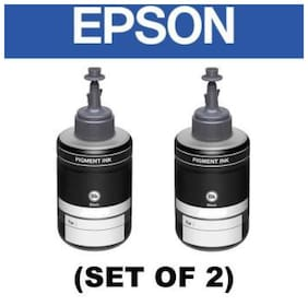 Original Epson T7741 Ink Bottle For Epson M100 And M200 Pack of 2