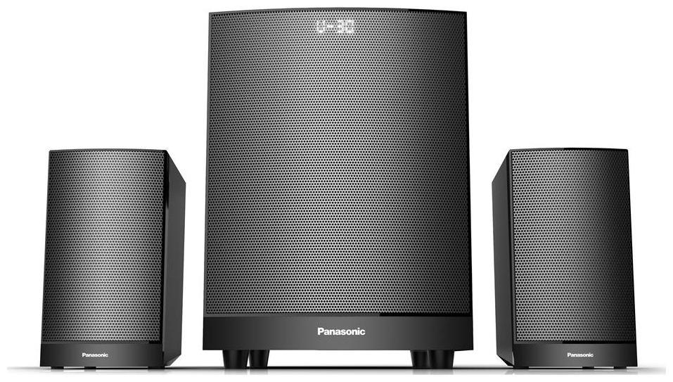 Panasonic SC HT22GW K 2.1 Bluetooth Home Audio Speaker