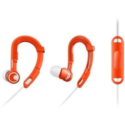 Philips 3305 Wired In Ear Earphone (Orange)