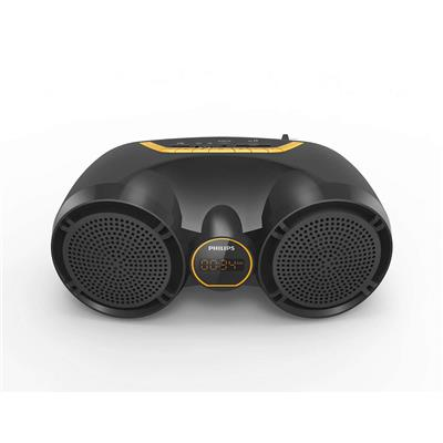 Philips AT11/94 Wireless Portable Speaker (Black)