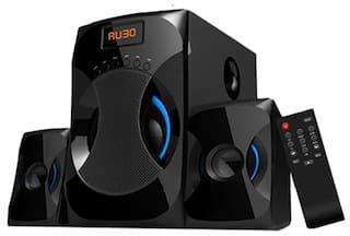 b9a1c7633f5 Buy Philips Bluetooth Speaker MMS 4545 B Home Audio System (Black ...
