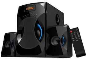 Philips Bluetooth Speaker MMS 4545 B Home Audio System (Black)