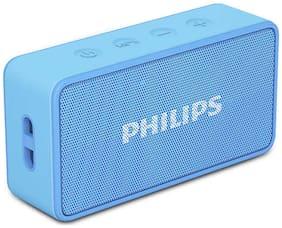 Philips BT64A Portable Bluetooth Speaker ( Blue )