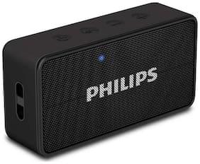Philips BT64B Bluetooth Speaker (Black)