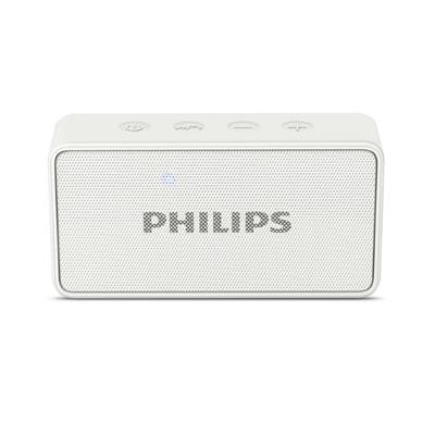 Philips BT64W-WT Bluetooth Speaker (White)