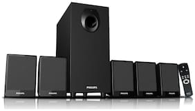 Philips DSP 2800 5.1 Channel Home Audio System