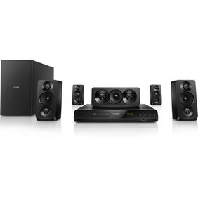 Philips HTD5520-94 DVD Player 5.1 Channel Home Theatre System
