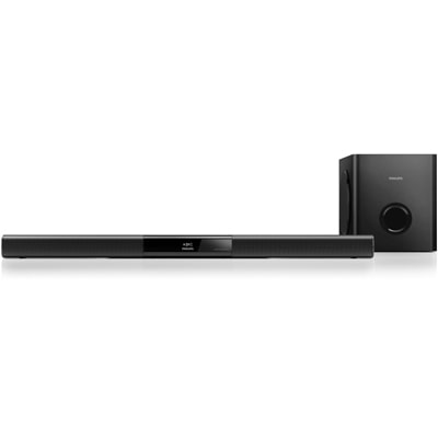 Philips HTL3140B/12 SoundBar Speaker (2.1 Channel)