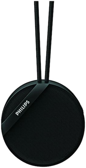 Philips IN-BT40BK/94 Portable Bluetooth Speaker ( Black )