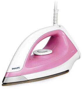 Philips Lumina GC158/02 1100 W Dry Iron (Maroon)