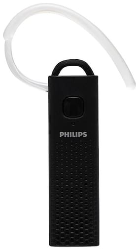 Philips Mono Bluetooth Headset SHB1603 (Black)
