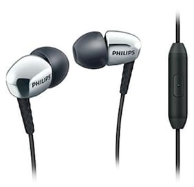 Philips She3905sl In-ear Wired Headphone ( Silver )