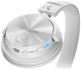 Philips Shb3060 On-ear Wired Headphone ( White )
