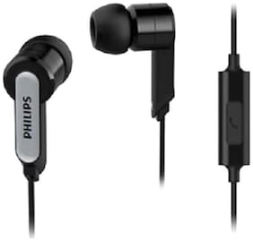 Philips She1405 In-ear Wired Headphone ( Black )