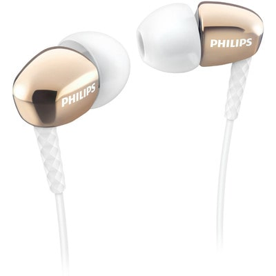 Philips SHE3900GD Wired In Ear Earphone (Golden)