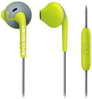 Philips SHQ1205TFL In-Ear Wired Headphone ( Yellow )