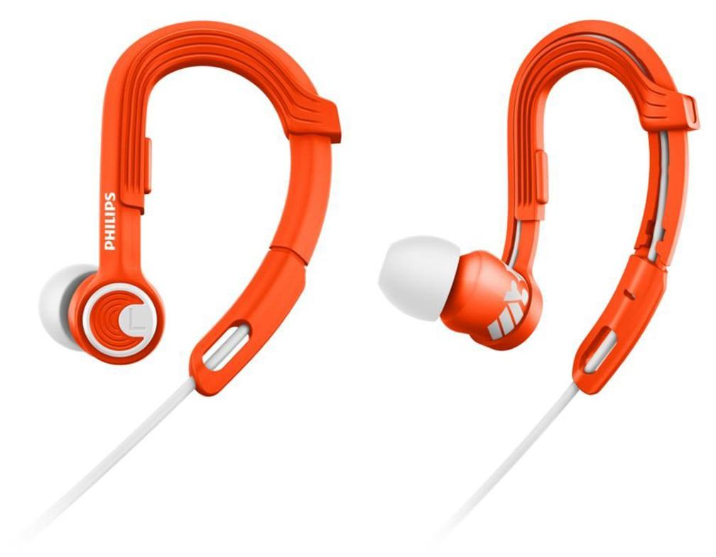 Philips SHQ3300OR Wired In Ear Earphone (Orange)