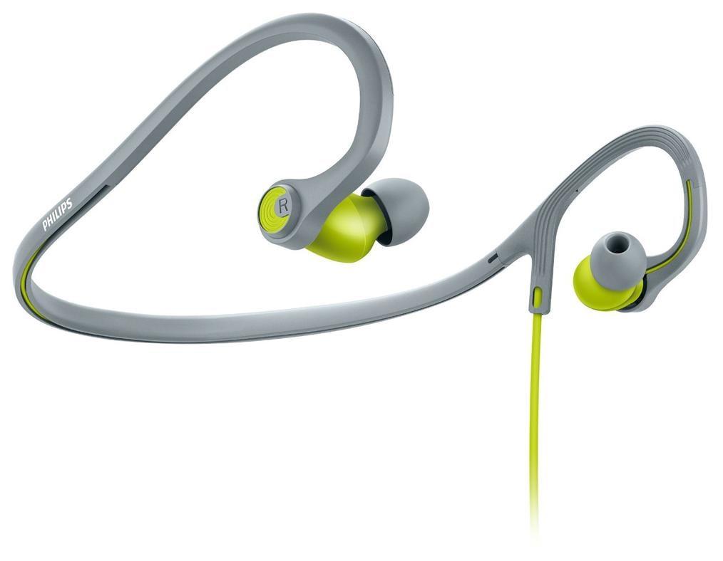 Philips SHQ4300LF Wired In Ear Earphone (Green & Grey)