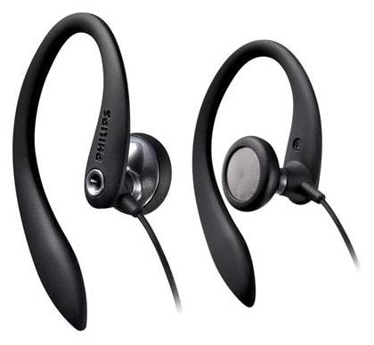 Philips SHS3300BK In Ear Earphone (Black)
