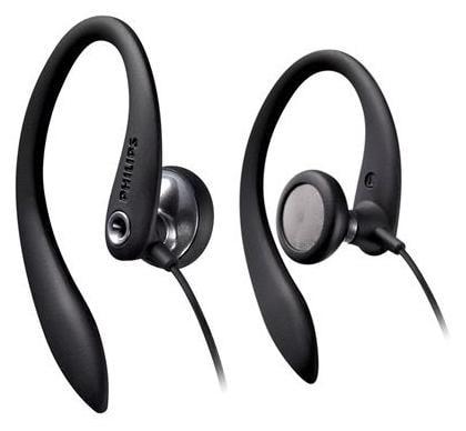 Philips SHS3300BK In Ear Earphone (Black)