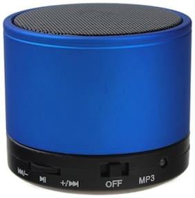 Picakdda S10 Portable Bluetooth Speaker (Blue)