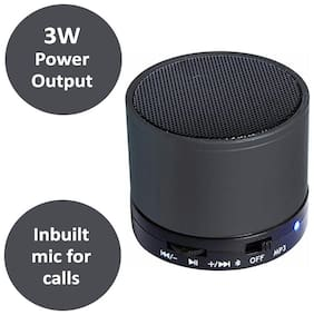 Pickadda S10-MINI Bluetooth Portable Speaker ( Black )
