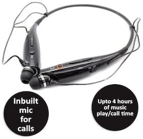 Pickadda HBS-730 In-Ear Bluetooth Headset ( Assorted )