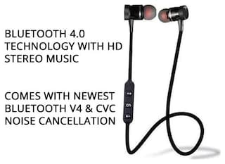 Pickadda MAGNETIC_BT In-ear Bluetooth Headsets ( Assorted )