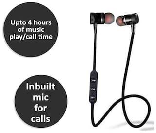 Pickadda Magnet In-Ear Bluetooth Headset ( Assorted )