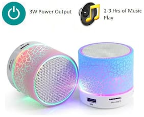 Pickadda S10-MINI Bluetooth Portable Speaker ( Assorted )