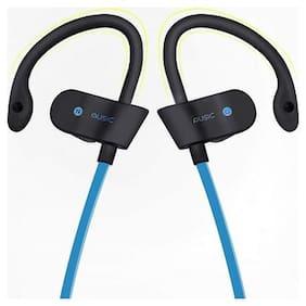Pickadda Sports Bluetooth Neckband (Blue)