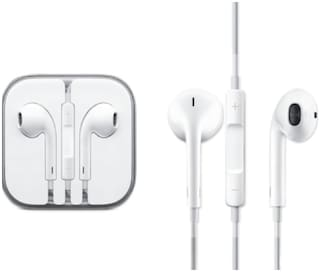 PICKMALL 449 In-Ear Wired Headphone ( White )