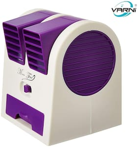 Portable Mini Air Conditioner / Desk Water Cooler USB Operated / Battery Operated