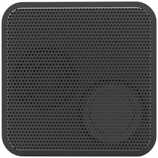 Portronics CUBIX BT Portable Bluetooth Speaker ( Black )